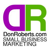 image of logo for digital marketing strategist Don Roberts